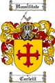 Thumbnail Carleill Family Crest  Carleill Coat of Arms