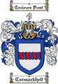 Thumbnail Carmackhell Family Crest  Carmackhell Coat of Arms