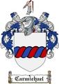 Thumbnail Carmichael Family Crest  Carmichael Coat of Arms