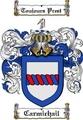 Thumbnail Carmichail Family Crest  Carmichail Coat of Arms