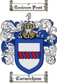Thumbnail Carmicham Family Crest  Carmicham Coat of Arms