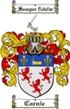 Thumbnail Carnie Family Crest  Carnie Coat of Arms