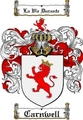 Thumbnail Carnwell Family Crest  Carnwell Coat of Arms