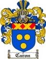 Thumbnail Caron Family Crest  Caron Coat of Arms