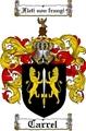 Thumbnail Carrel Family Crest  Carrel Coat of Arms
