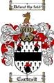 Thumbnail Cartrait Family Crest  Cartrait Coat of Arms