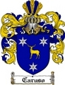 Thumbnail Caruso Family Crest  Caruso Coat of Arms