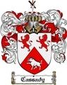 Thumbnail Cassady Family Crest  Cassady Coat of Arms