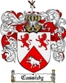 Thumbnail Cassidy Family Crest  Cassidy Coat of Arms