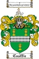 Thumbnail Cauffie Family Crest  Cauffie Coat of Arms