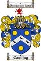 Thumbnail Caulling Family Crest  Caulling Coat of Arms
