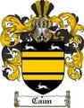 Thumbnail Caun Family Crest  Caun Coat of Arms