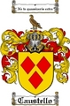 Thumbnail Caustello Family Crest  Caustello Coat of Arms