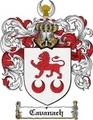 Thumbnail Cavanach Family Crest  Cavanach Coat of Arms