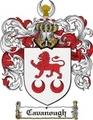 Thumbnail Cavanough Family Crest  Cavanough Coat of Arms