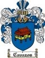 Thumbnail Cavazos Family Crest  Cavazos Coat of Arms