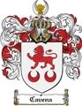 Thumbnail Cavena Family Crest  Cavena Coat of Arms