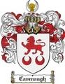 Thumbnail Cavenaugh Family Crest  Cavenaugh Coat of Arms