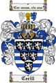 Thumbnail Cecill Family Crest Cecill Coat of Arms Digital Download