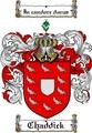 Thumbnail Chaddick Family Crest  Chaddick Coat of Arms