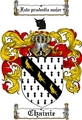 Thumbnail Chainie Family Crest  Chainie Coat of Arms
