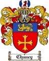 Thumbnail Chancy Family Crest  Chancy Coat of Arms