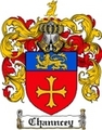 Thumbnail Channcey Family Crest Channcey Coat of Arms Digital Download