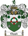 Thumbnail Chaple Family Crest Chaple Coat of Arms Digital Download