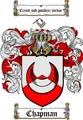 Thumbnail Chapman Family Crest / Chapman Coat of Arms