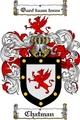 Thumbnail Chatman Family Crest  Chatman Coat of Arms