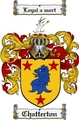Thumbnail Chatterton Family Crest Chatterton Coat of Arms Digital Download