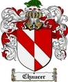 Thumbnail Chaucer Family Crest Chaucer Coat of Arms Digital Download
