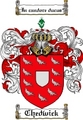 Thumbnail Chedwick Family Crest Chedwick Coat of Arms Digital Download