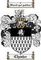 Thumbnail Chester Family Crest Chester Coat of Arms Digital Download