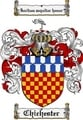 Thumbnail Chichester Family Crest Chichester Coat of Arms Digital Download