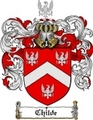 Thumbnail Childe Family Crest  Childe Coat of Arms