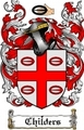 Thumbnail Childers Family Crest  Childers Coat of Arms