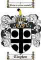 Thumbnail Clayton Family Crest Clayton Coat of Arms Digital Download