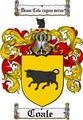 Thumbnail Coale Family Crest  Coale Coat of Arms