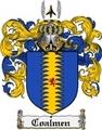 Thumbnail Coalmen Family Crest  Coalmen Coat of Arms
