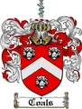 Thumbnail Coals Family Crest  Coals Coat of Arms