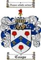Thumbnail Coape Family Crest  Coape Coat of Arms