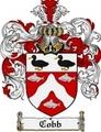 Thumbnail Cobb Family Crest Cobb Coat of Arms Digital Download