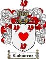 Thumbnail Cobourne Family Crest  Cobourne Coat of Arms