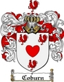 Thumbnail Coburn Family Crest  Coburn Coat of Arms