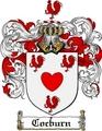 Thumbnail Cocburn Family Crest  Cocburn Coat of Arms