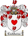 Thumbnail Cockborne Family Crest  Cockborne Coat of Arms