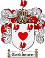 Thumbnail Cockbourn Family Crest  Cockbourn Coat of Arms