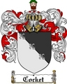 Thumbnail Cocket Family Crest  Cocket Coat of Arms