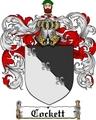 Thumbnail Cockett Family Crest  Cockett Coat of Arms